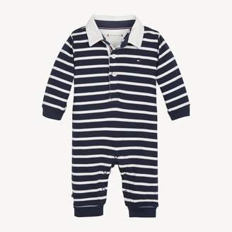Tommy Hilfiger TH Baby Rugby Stripe Onesie