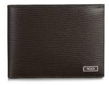 Tumi Double Leather Billfold Wallet