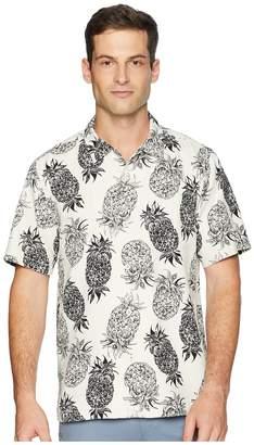 Tommy Bahama Pina Pinata Camp Shirt Men's Clothing
