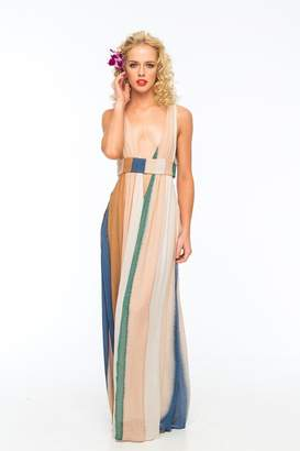 Indah Anjeli Maxi Dress