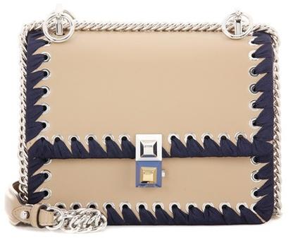 FendiFendi Kan I Small leather shoulder bag