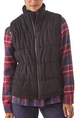 Patagonia Women's Recycled Wool Vest