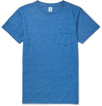 Velva Sheen Mélange Cotton-Blend Jersey T-Shirt