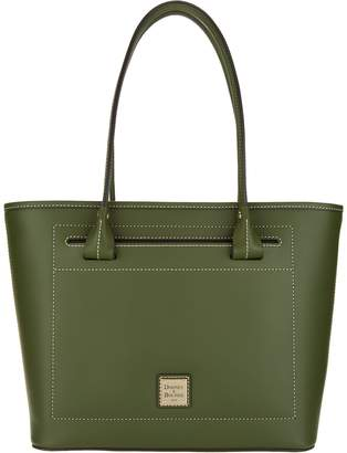 Dooney & Bourke Leather Beacon Collection Slip Tote