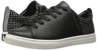 SKECHERS - Moda - Nebulae Women's Lace up casual Shoes $60 thestylecure.com