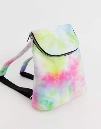 Skinnydip Skinny Dip Tie-Dye Backpack