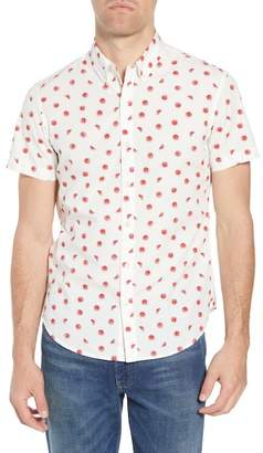 Bonobos Slim Fit Watermelon Print Sport Shirt