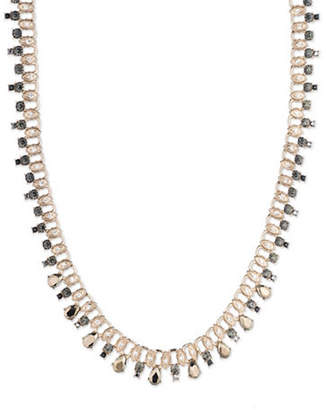 Marchesa Link Collar Necklace