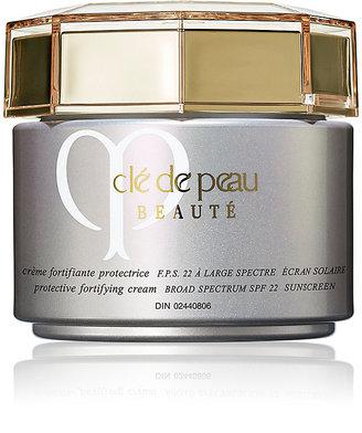 Clé de Peau Beauté Women's Protective Fortifying Cream SPF22 $138 thestylecure.com