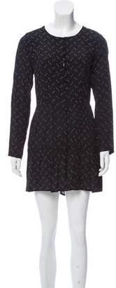 Flynn Skye Open-Back Mini Dress