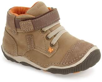 Stride Rite 'Garrett' High Top Bootie Sneaker