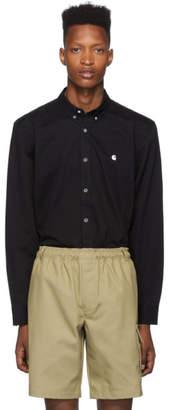 Carhartt Work In Progress Black Madison Shirt