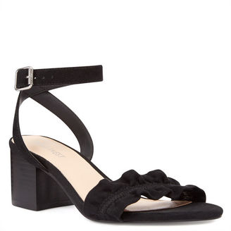 Xava Ankle Strap Sandals $89 thestylecure.com