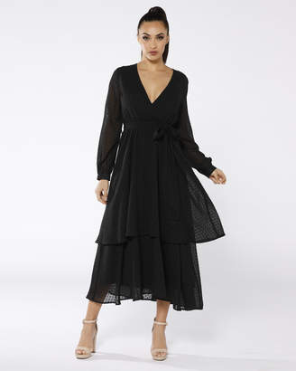 The Tantra Long Sleeve Maxi