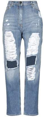 Elisabetta Franchi Denim trousers