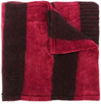 Faliero Sarti long striped scarf