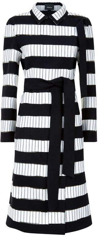 Taipei Josephine Baker Wool Coat
