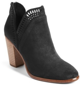 Women's Vince Camuto Fileana Split Shaft Bootie $149.95 thestylecure.com