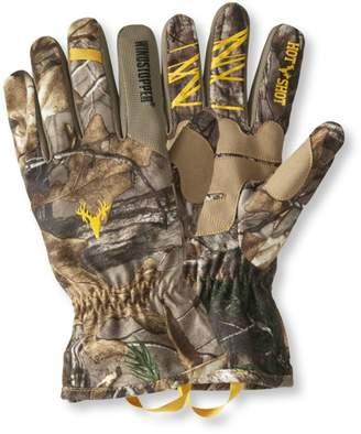 L.L. Bean L.L.Bean Men's Hot Shot Bobcat Windstopper Hunting Gloves