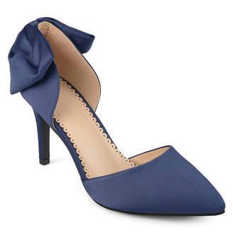 Journee Collection Womens Tanzi Pumps Pointed Toe Stiletto Heel