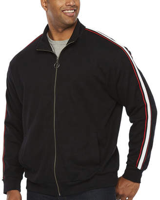 Co THE FOUNDRY SUPPLY The Foundry Big & Tall Supply Track Jacket Big and Tall