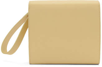 Aesther Ekme Yellow Pouch Clutch
