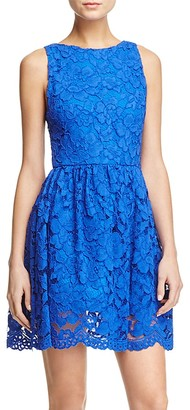 Alice + Olivia Ginger Lace Dress $395 thestylecure.com
