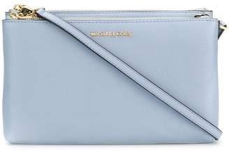 MICHAEL Michael Kors Adele double gusset crossbody bag