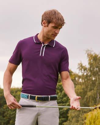 Ted Baker BUNKA Technical golf polo shirt