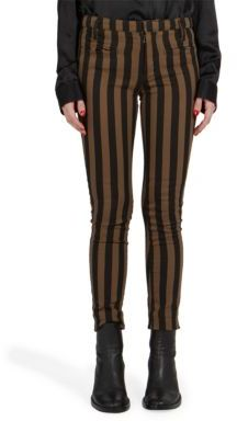 Haider Ackermann Broad Striped Pants $1,265 thestylecure.com