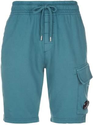 C.P. Company Jersey Sweat Shorts