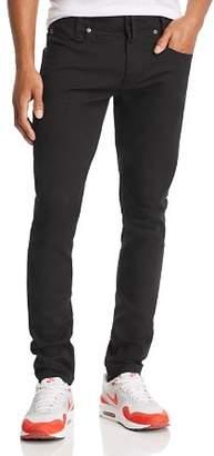 G Star D-Staq Skinny Fit Jeans in Dark Black