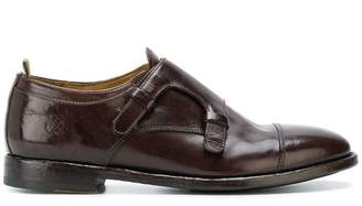 Officine Creative Sandie double-monk shoes