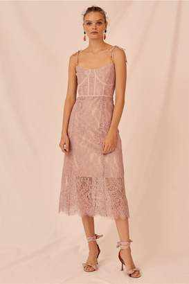 Keepsake SENSE DRESS rose