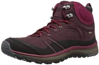 Keen Women's Terradora Leather mid wp-w Hiking Shoe