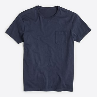 J.Crew Mercantile slim Broken-in pocket T-shirt