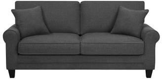 "Serta at Home Copenhagen 73"" Sofa in Gray"