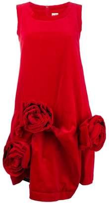 Comme des Garcons corsage flared shift dress