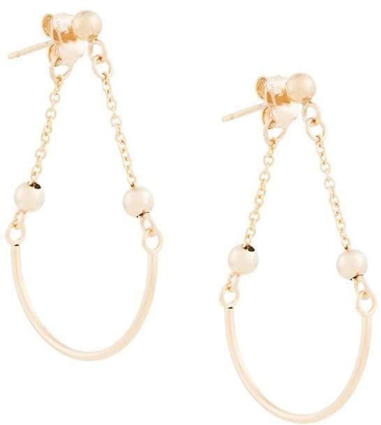 Petite Grand Stud fixture earrings