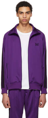 Needles Purple Butterfly Track Jacket