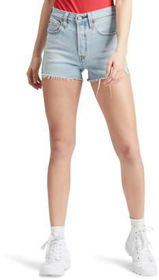 Levi's 501(R) High Waist Cutoff Denim Shorts