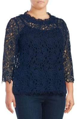 Gravitas Jane Lace Top