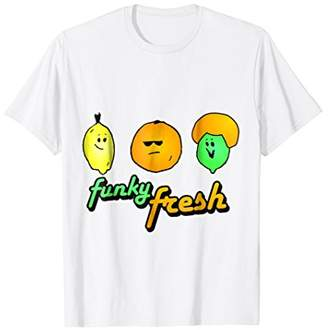 Fresh Produce Funky Fruits Cute T-Shirt