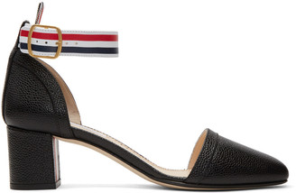 Thom Browne Black D'Orsay Heels $990 thestylecure.com