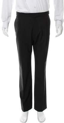 Lanvin Flat Front Dress Pants