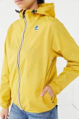 K-Way Claude Zip-Front Windbreaker Jacket