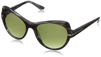 Elie Tahari Women's EL118 Cateye Sunglasses