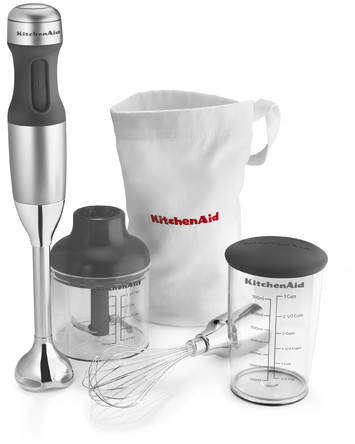 KitchenAid 3 Speed Immersion 6 Piece Blender Set