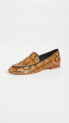 Kaanas Carmenere Snake Loafers