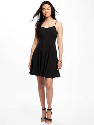 Fit & Flare Cami Dress for Women $29.94 thestylecure.com